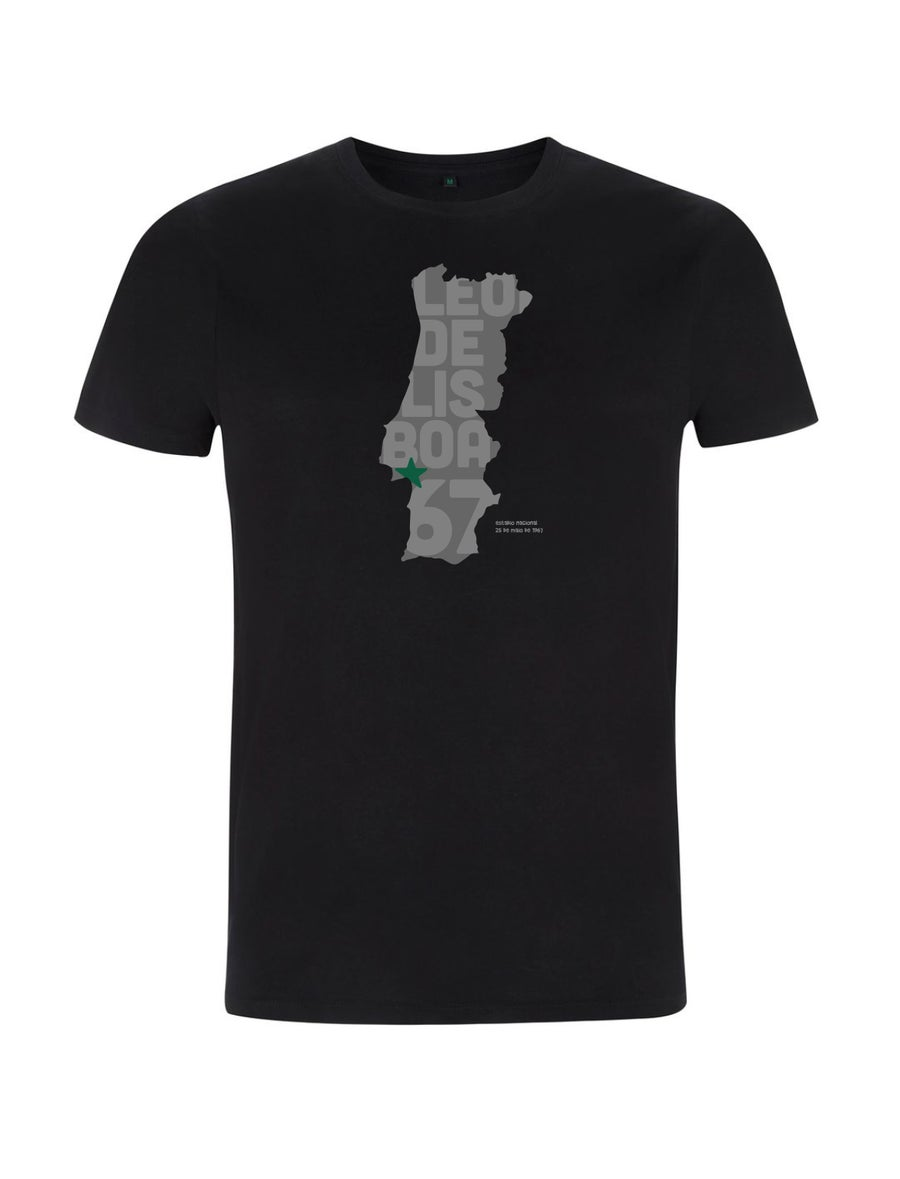 Image of LISBOA STAR - TSHIRT