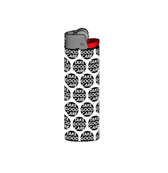Image of TAKEGOODCARE™ LOGO BIC LIGHTER