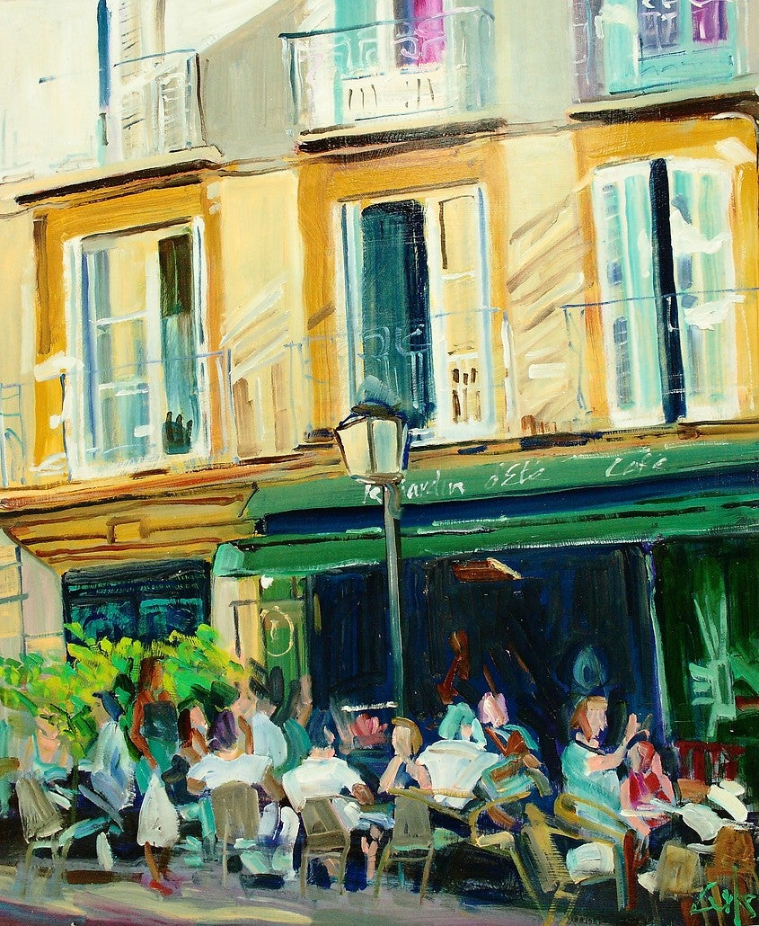 """Sean Curley """"Sunny Afternoon"""""""