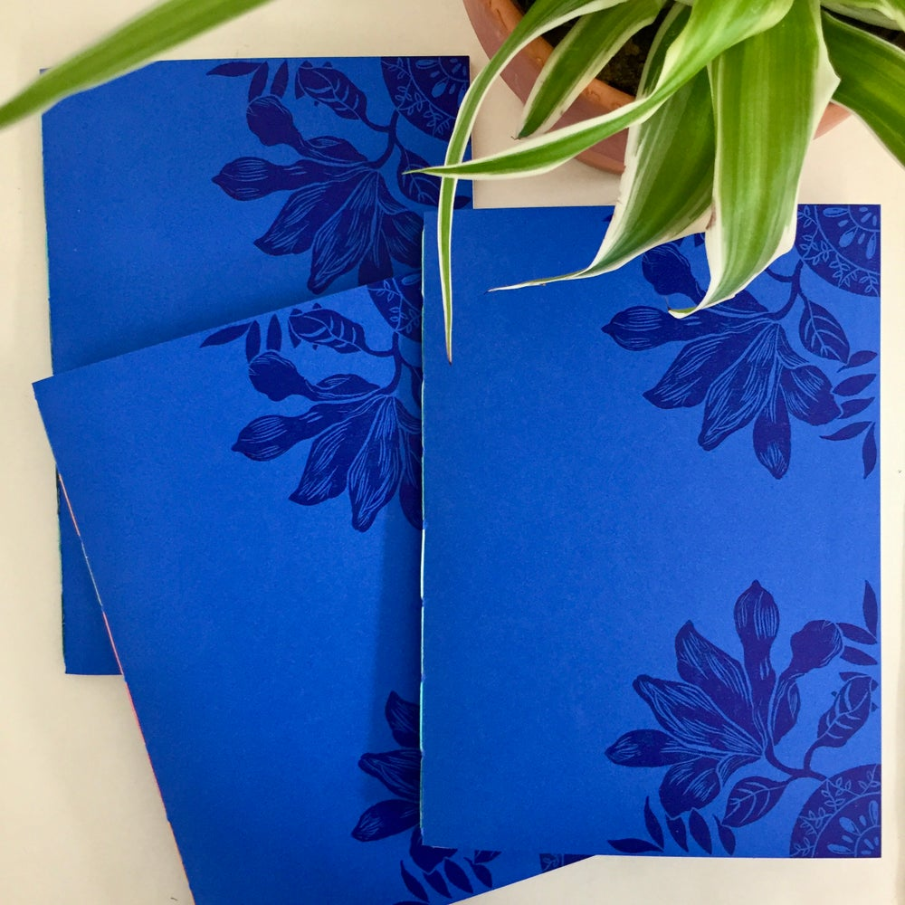 Image of A5 Magnolia Handmade Books