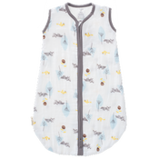 Image of Fox Organic Muslin Sleeping Bag