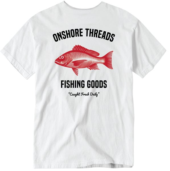 Image of Fishing Goods Tee