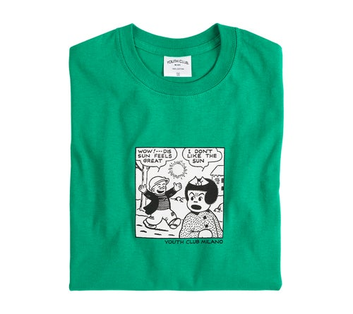 Image of Sun Tee / Green