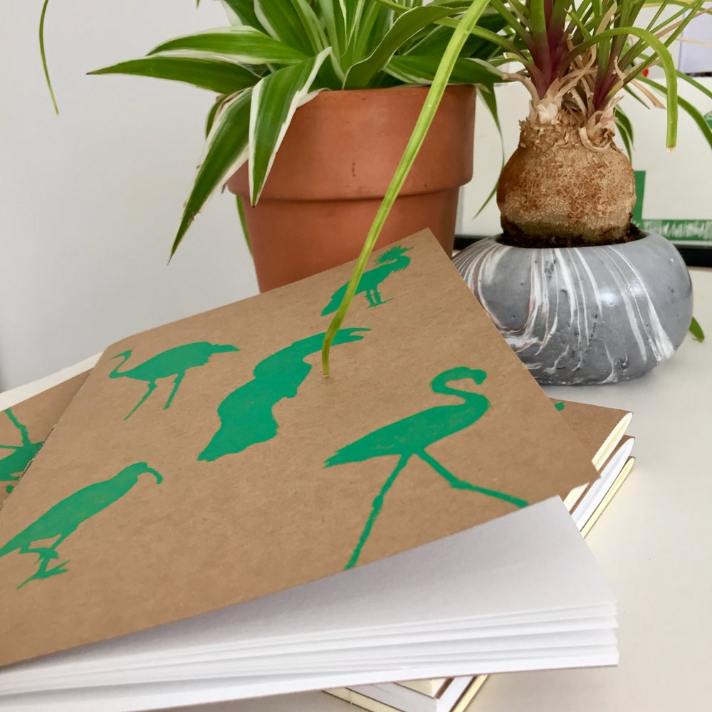 Image of A5 Birds of East Africa Handmade Books