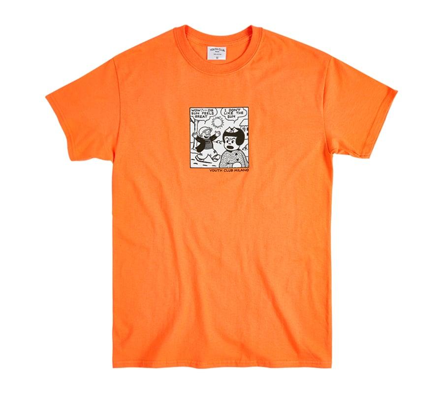 Image of Sun Tee / Orange