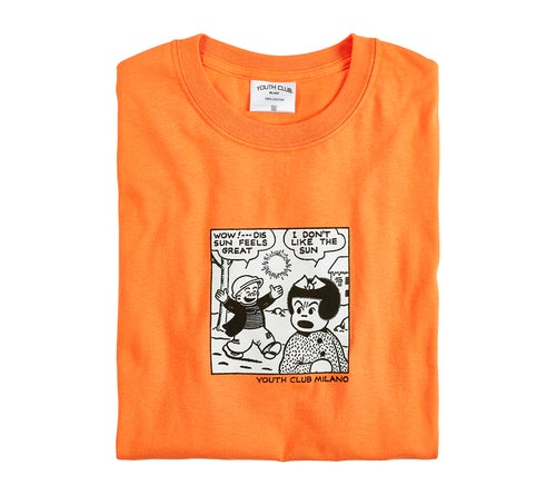 Image of Sun Tee / Orange