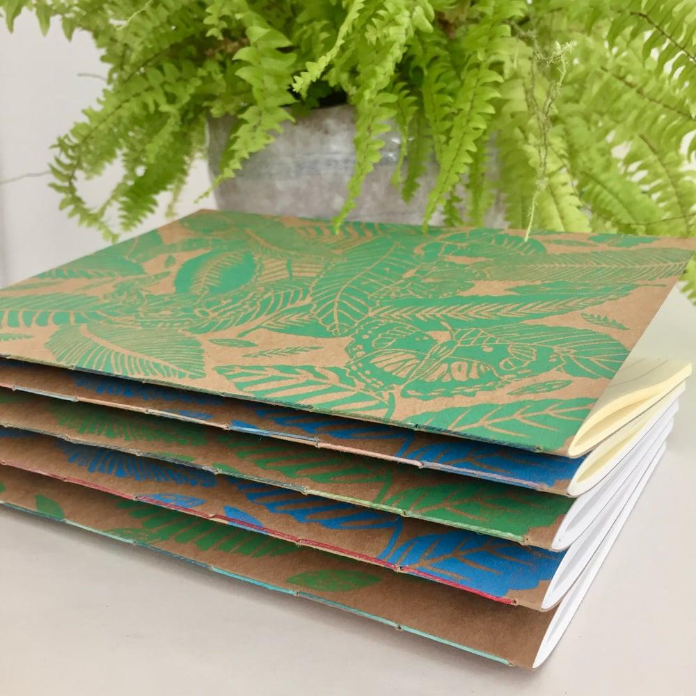 Image of A5 Butterflies of East Africa Handmade Books