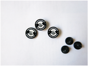 Image of 'SOLIDARITY' PIN BADGES