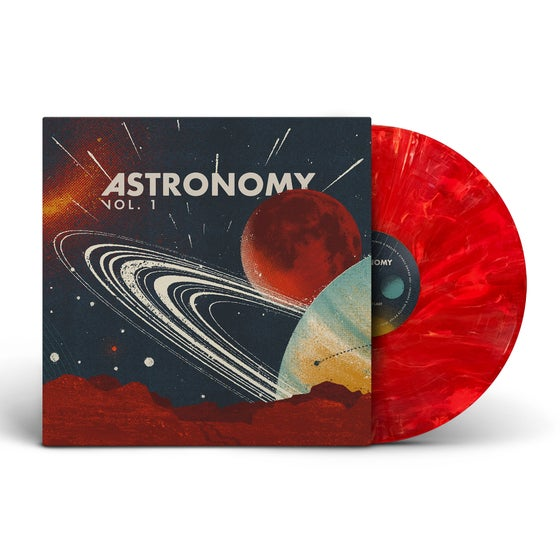 "Image of ""Astronomy, Vol. 1"" - Vinyl"