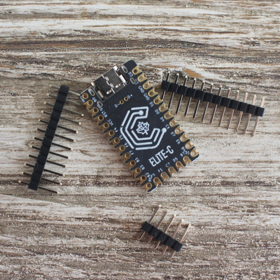 Image of Elite C v4 - USB-C Pro Micro Replacement (ATmega32U4)