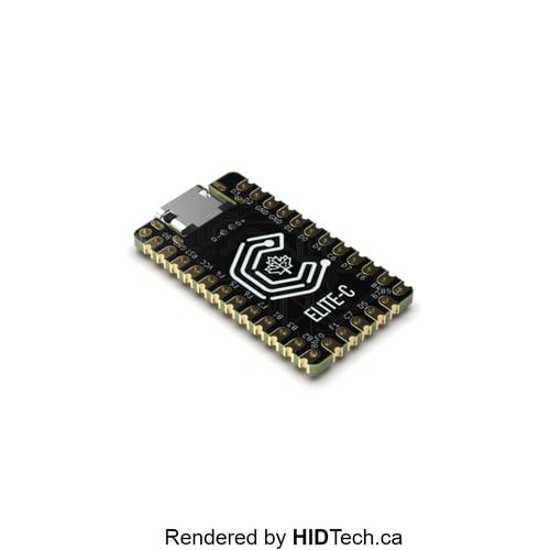 Image of Elite C v4 - USB-C Pro Micro Replacement (ATmega32U4)