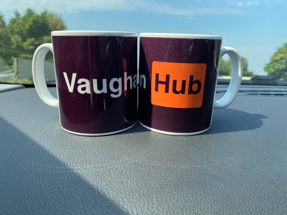 Image of Vaughan Hub // Mug