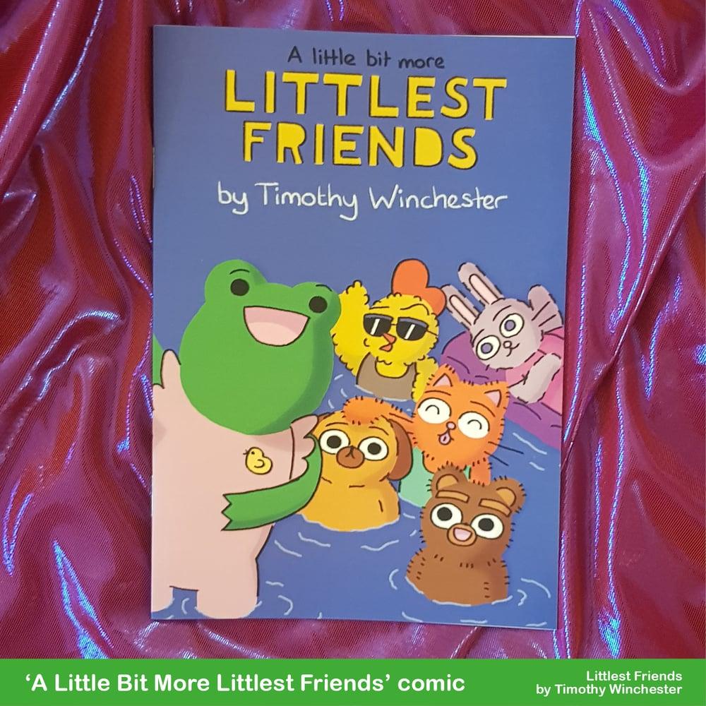 'A Little Bit More Littlest Friends' - A5 comic