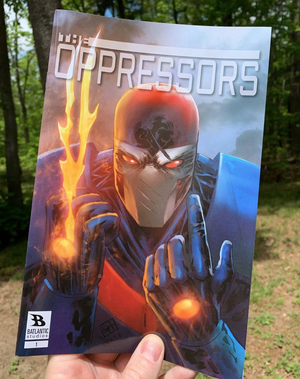 Image of THE OPPRESSORS ISSUE ONE