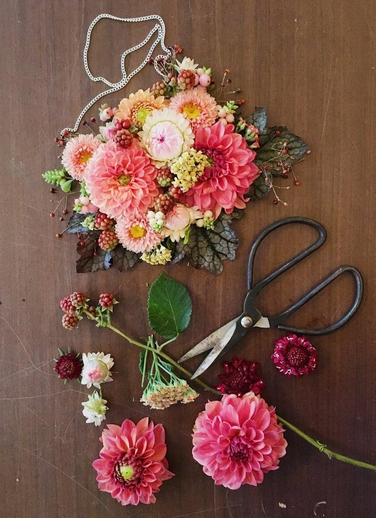 Image of Floral Fundamentals Workshop :: FRESH FLORAL WEARABLES