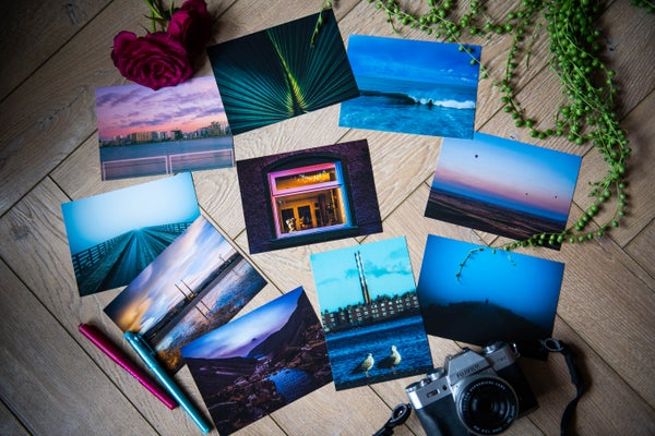 Image of Scenic Postcards (pack of 10)