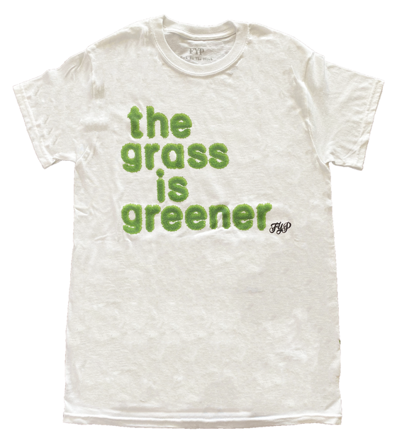 Image of The Grass Is Greener Tee