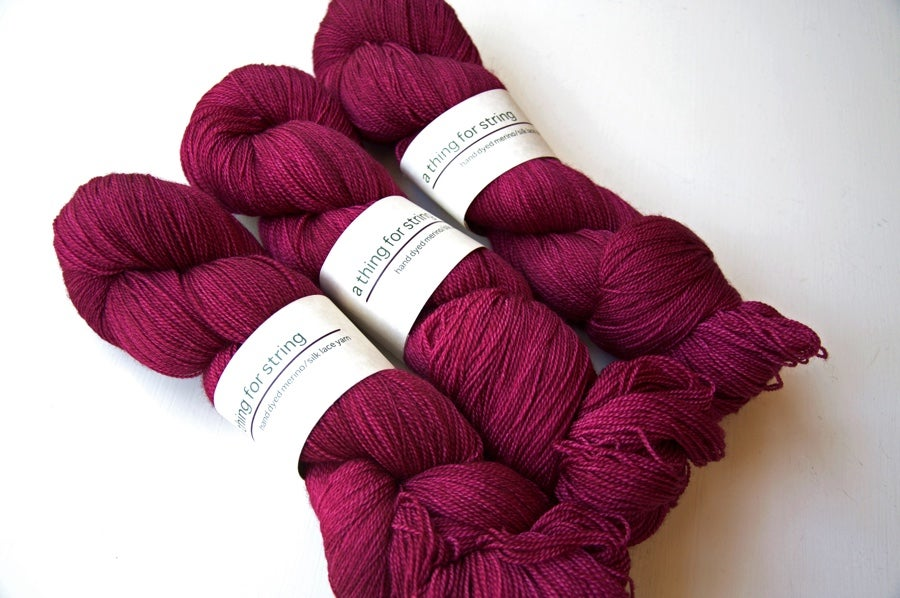 Image of Merino/Silk Lace — Truelove