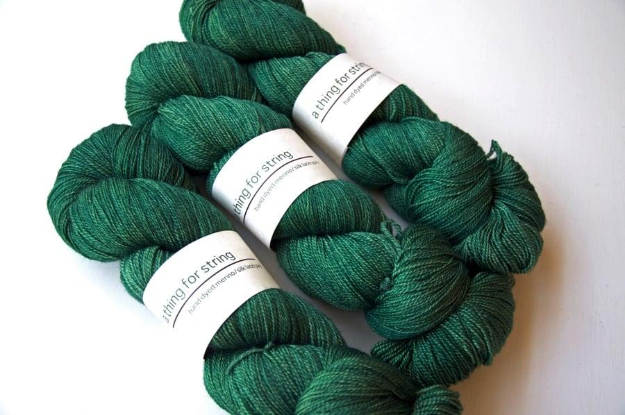 Image of Merino/Silk Lace — Verdure