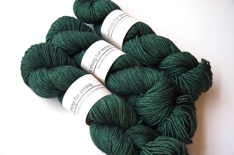 Image of Merino/Yak/Silk DK — Verdure