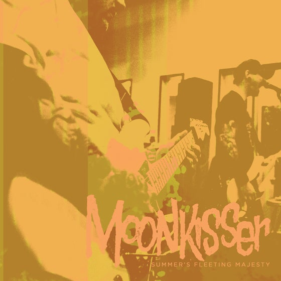 "Image of Moonkisser - Summer's Fleeting Majesty 12"" EP"