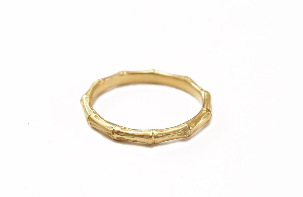 Image of Bamboo Band Ring