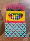 Personalized Crayon Boxes