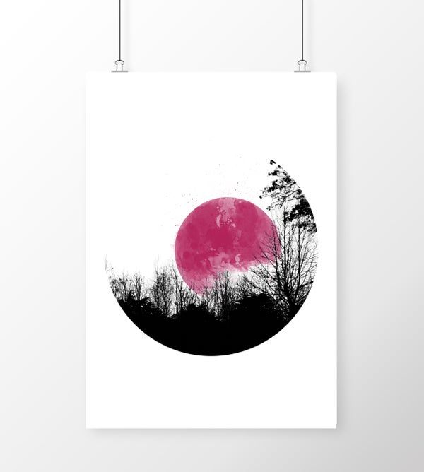 Image of Pink Moon
