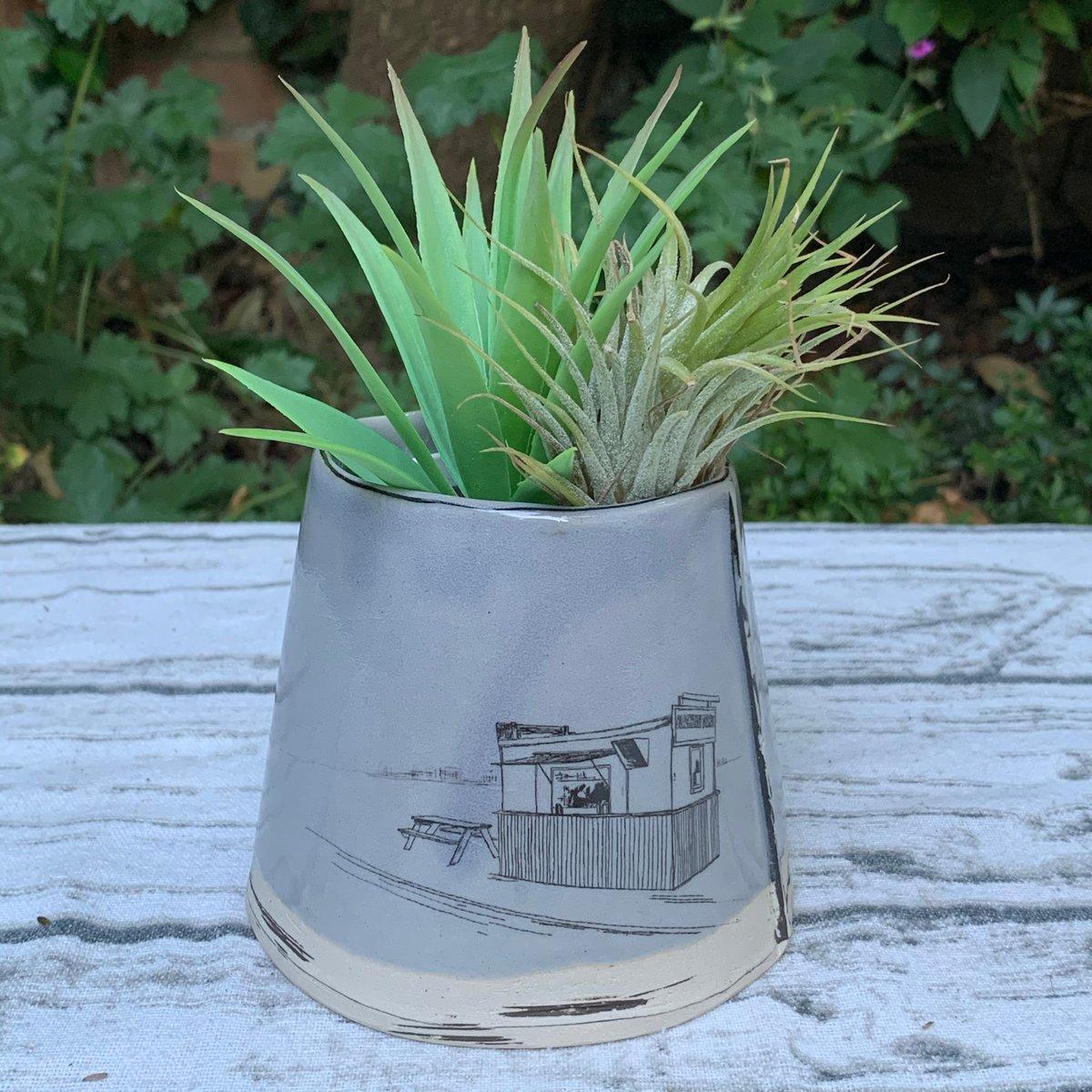 Small jar, Blackheath tea hut.