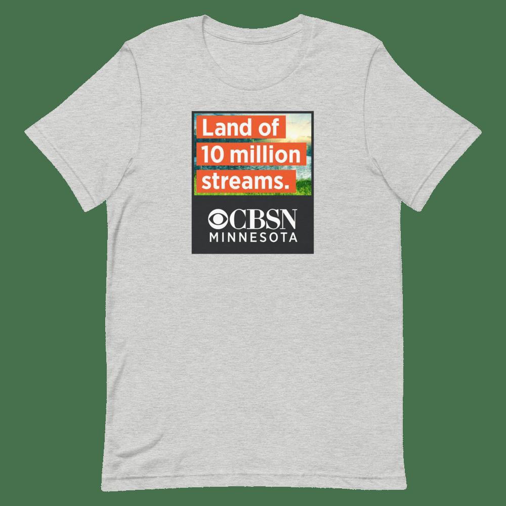 Image of CBSN + Minnesota T-Shirt