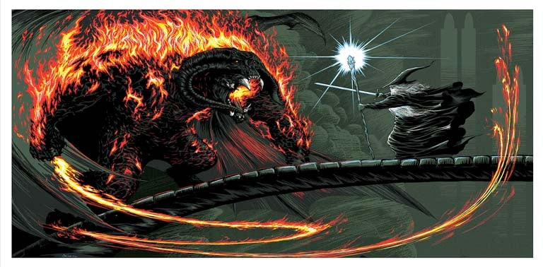 Image of Shadowflame vs glamdring