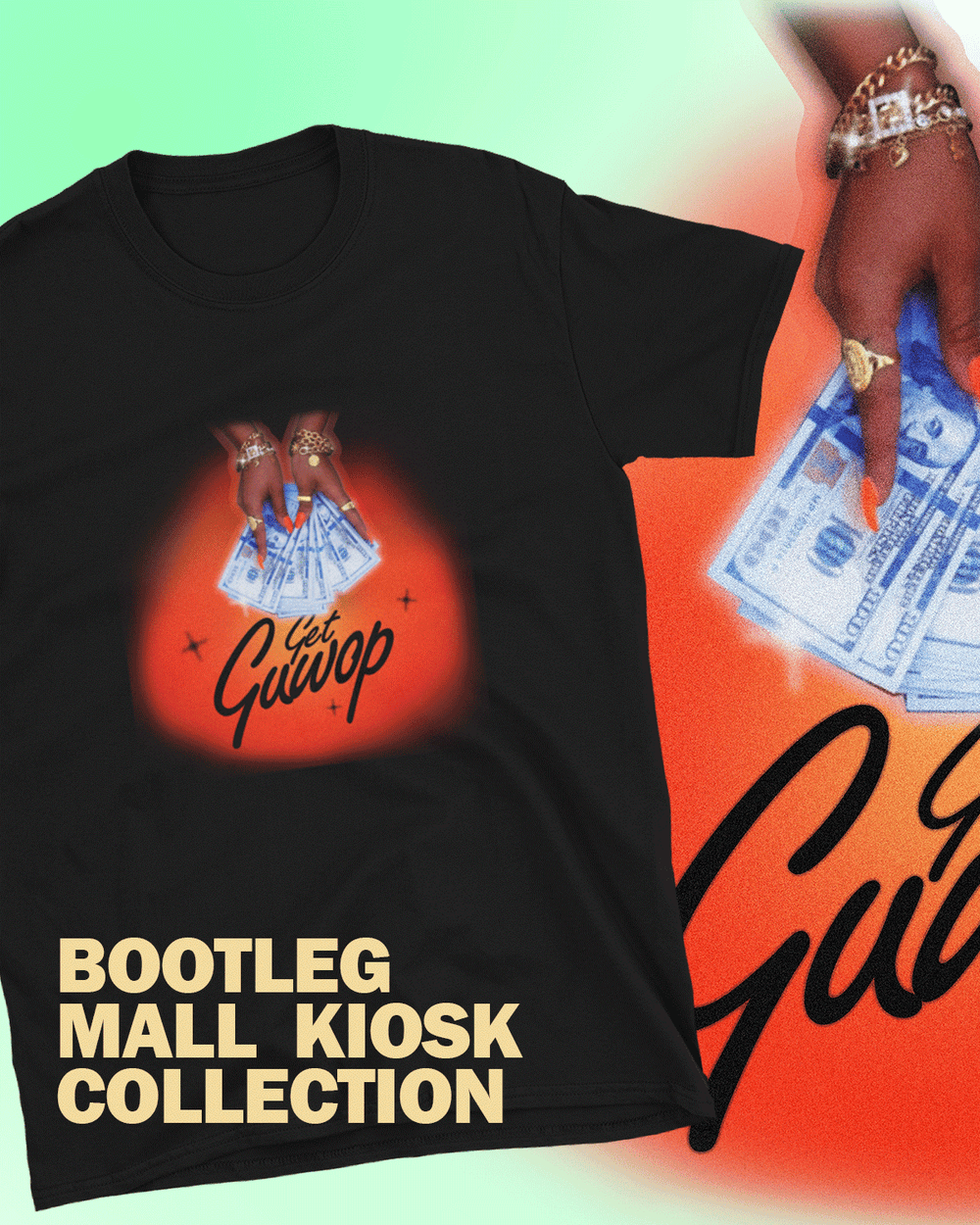 Image of Get Guwop Mall Tee