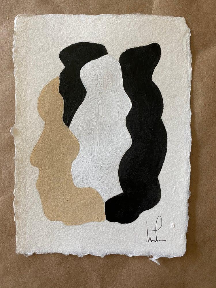 Image of ML Camo • Handmade Paper No. 4