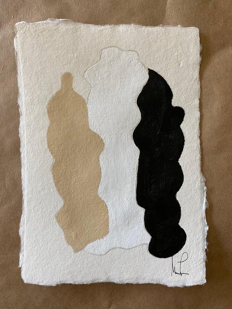 Image of ML Camo • Handmade Paper No. 5