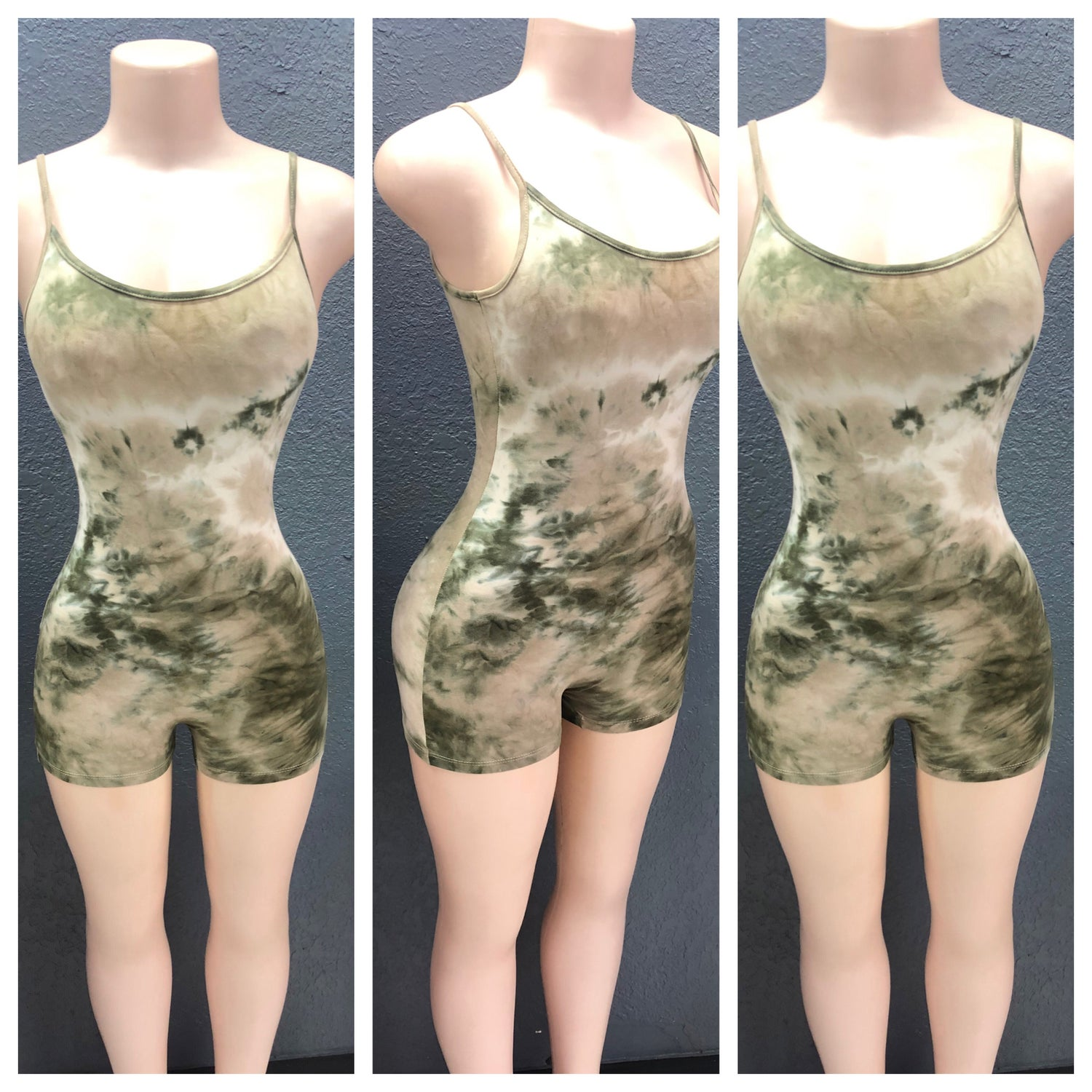 Image of Shelby playsuits