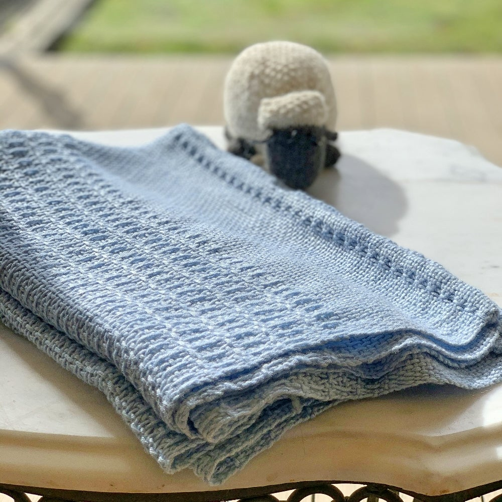 Image of Cotton & Bamboo Baby Blankets
