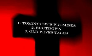 Image of TOMORROW'S PROMISES - CD single