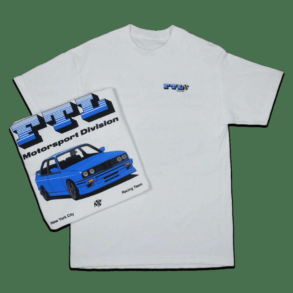 Image of FTL Motorsport Tee (White)