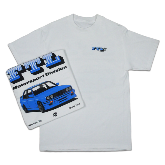 Image of FTL Motorsport Tee (White)