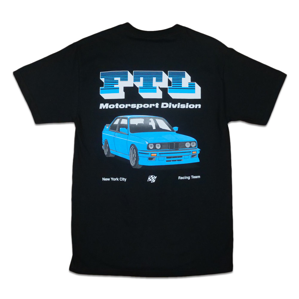 Image of FTL Motorsport Tee (Black)