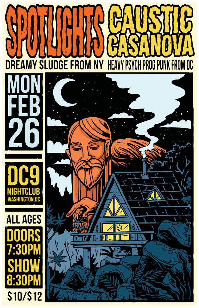 Image of Tour and Show Posters