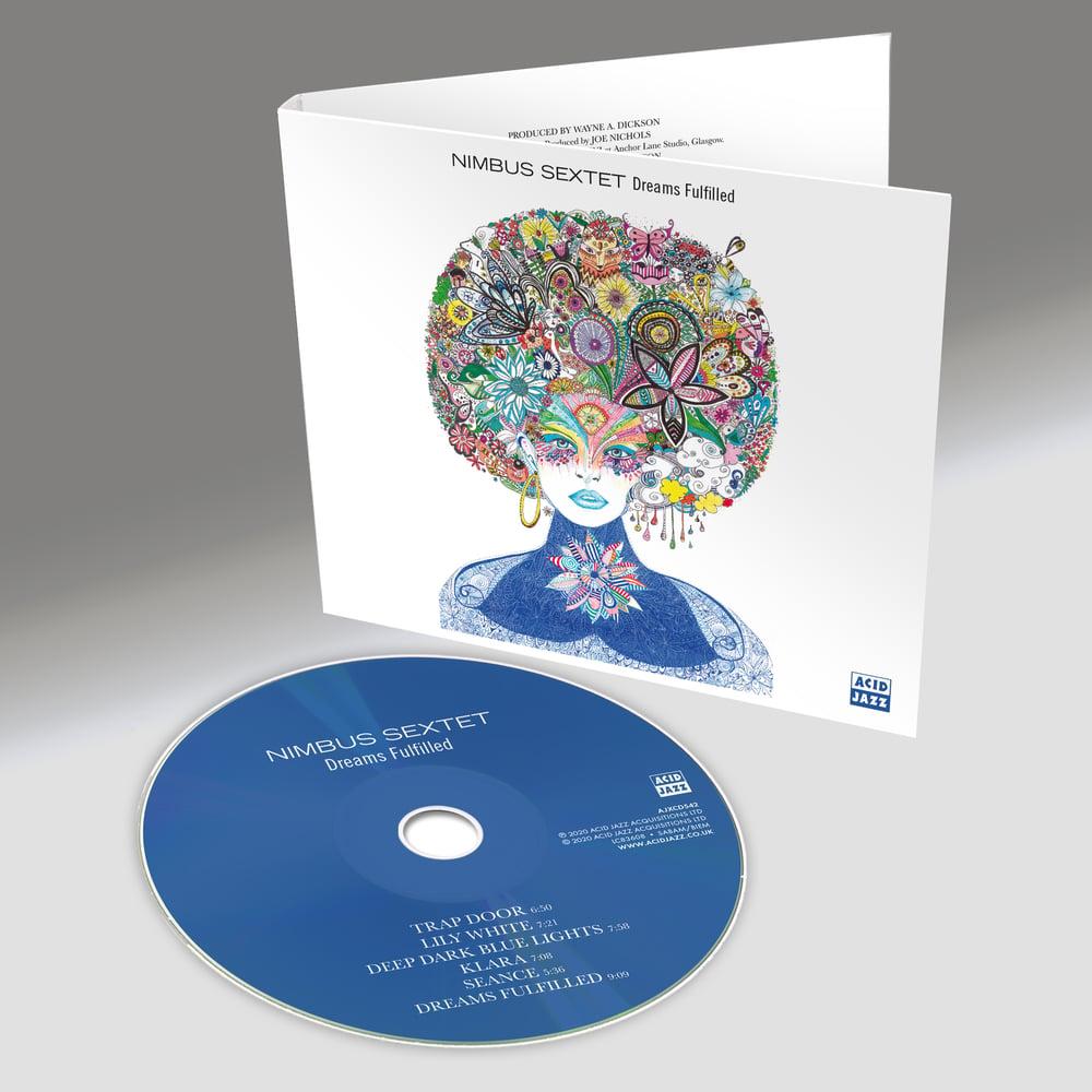 Image of Nimbus Sextet 'Dreams Fulfilled' CD