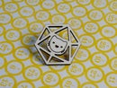Image 4 of Catical Hit Kitty d20 Pin