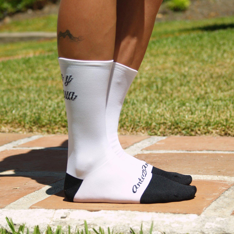 """Image of 6.5 inch """"Pan y Agua"""" Summer Sock"""
