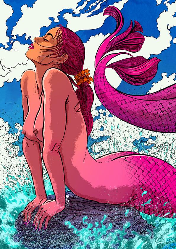 Ocean Temptation