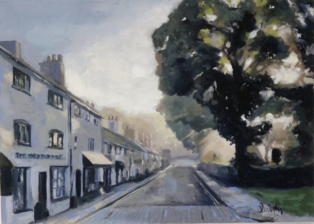 Image of Prestbury High Street - Tom Quigley