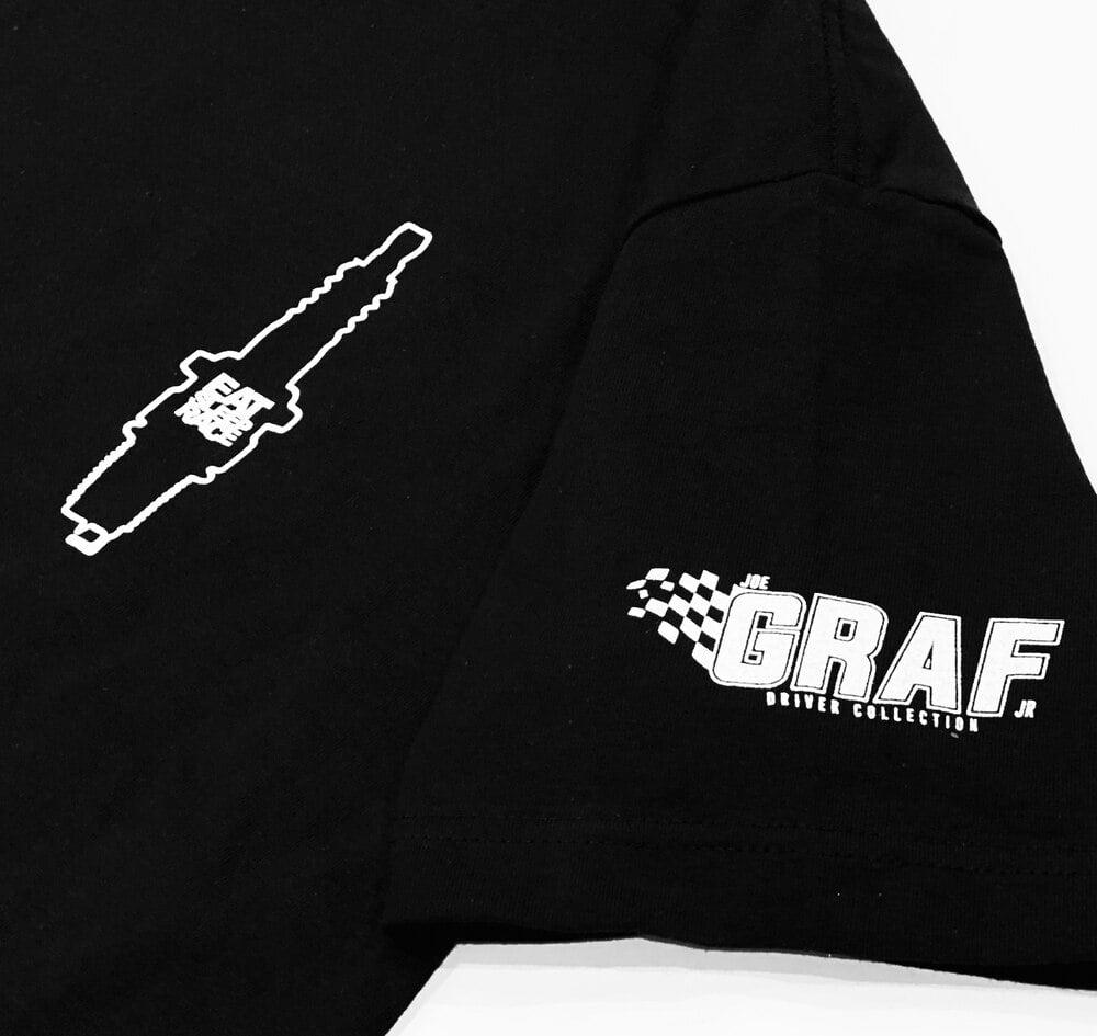 Image of Joe Graf Jr Flag T-shirt   BEST SELLER ESR edition
