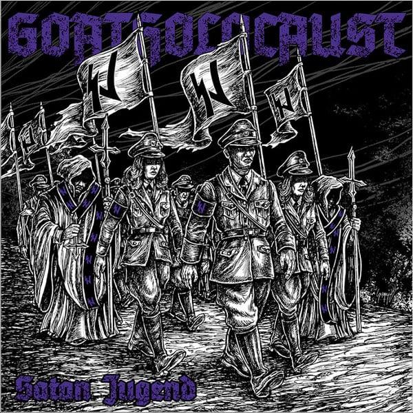 Image of GOATHOLOCAUST - Satan Jugend LP