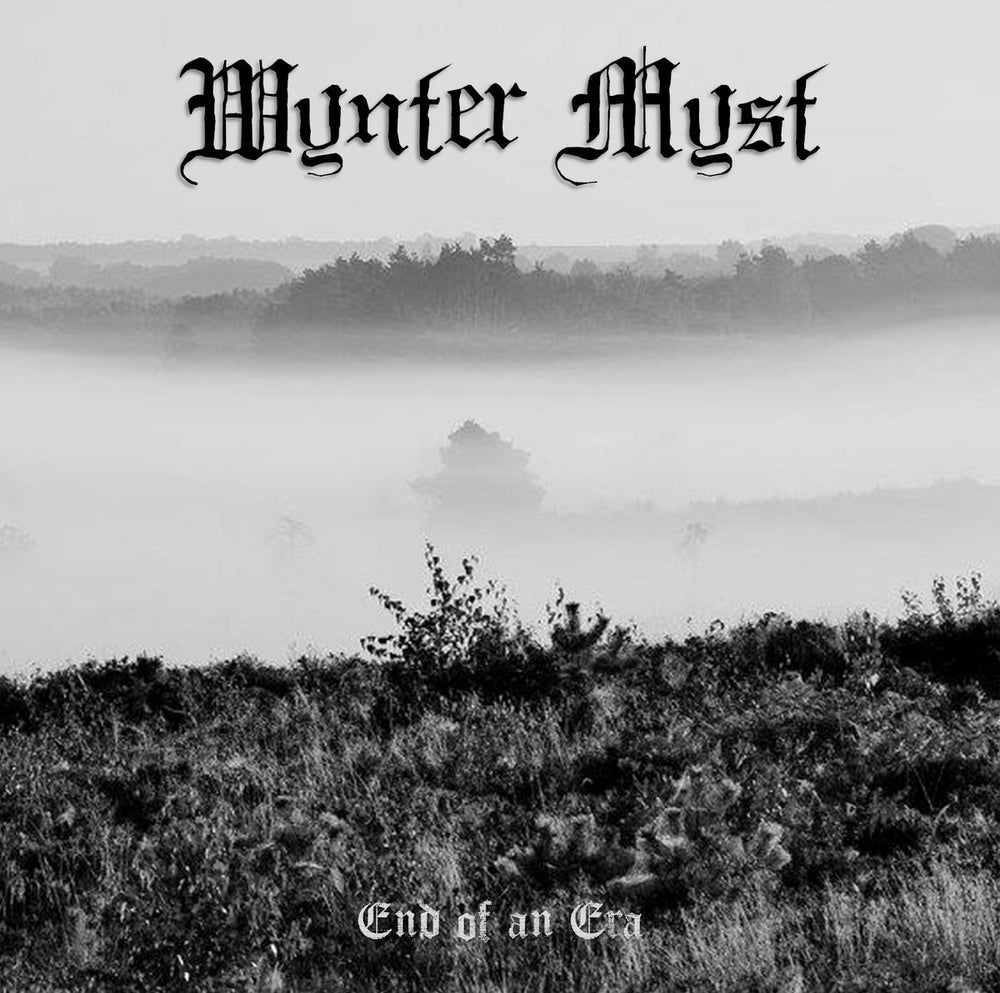 Image of WYNTER MYST - END OF AN ERA CD