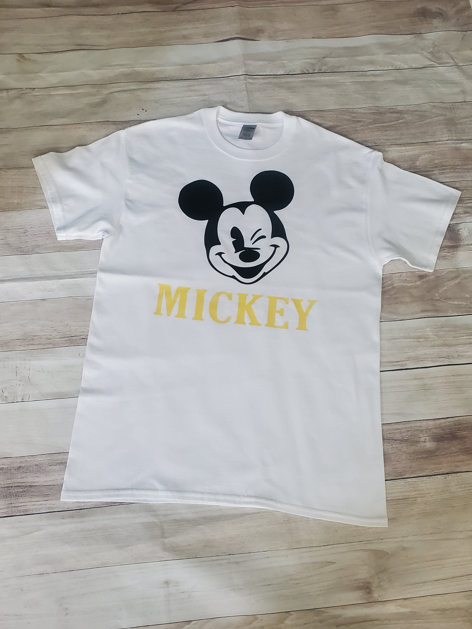Image of WINK MICKEY TEE